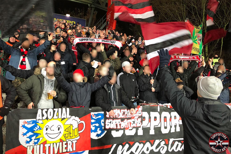 Union Berlin – FC Ingolstadt (15.12.2017)