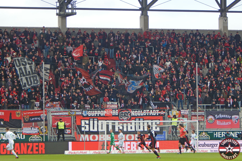 FC Ingolstadt – SpVgg Greuther Fürth (03.02.2017)