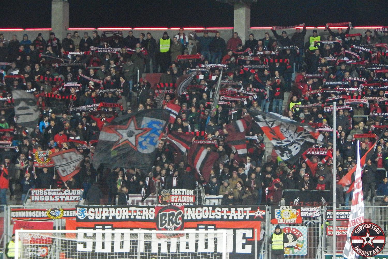 FC Ingolstadt – SV Sandhausen (23.01.2018)