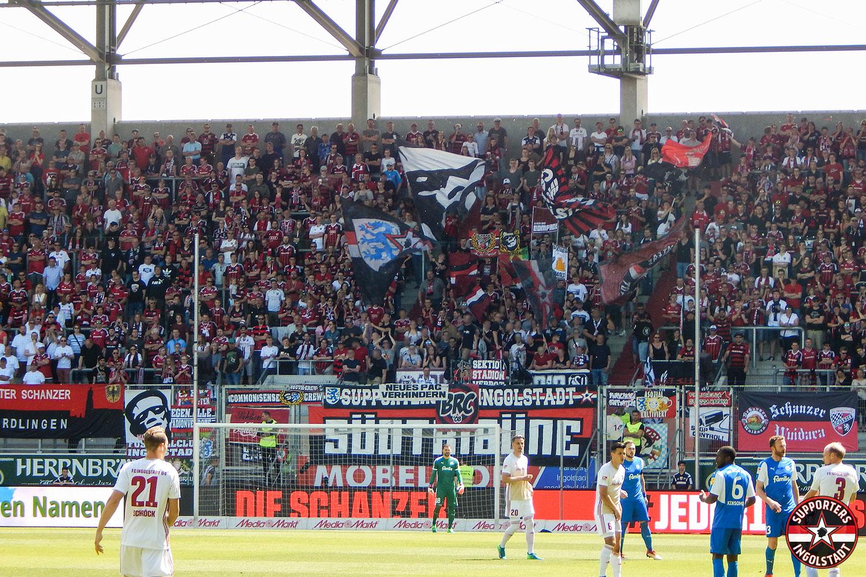 FC Ingolstadt – Holstein Kiel (29.04.2018)