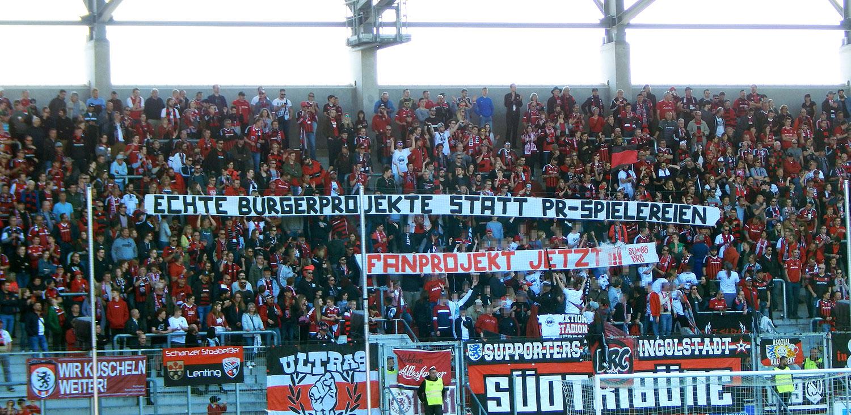FC Ingolstadt – SV Sandhausen (31.03.2019)