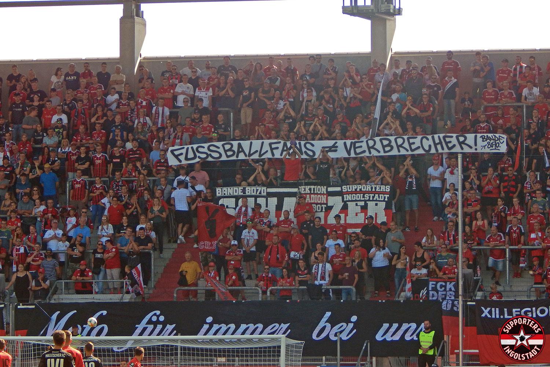 FC Ingolstadt – Hallescher FC (2:3)