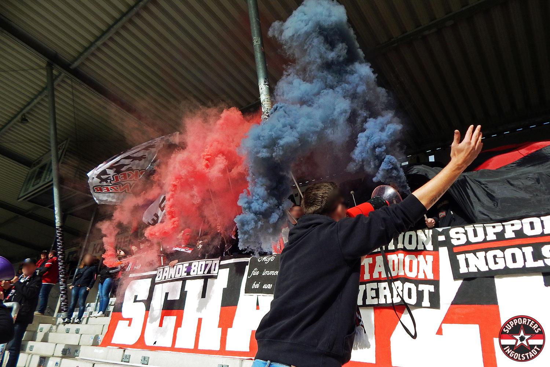 SG Sonnenhof Großaspach – FC Ingolstadt (1:5)