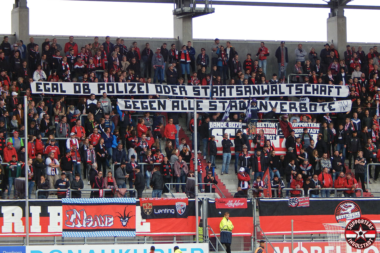 FC Ingolstadt – Chemnitzer FC (1:1)
