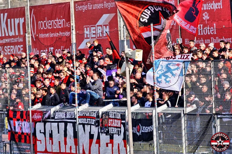 Würzburger Kickers – FC Ingolstadt (3:1)