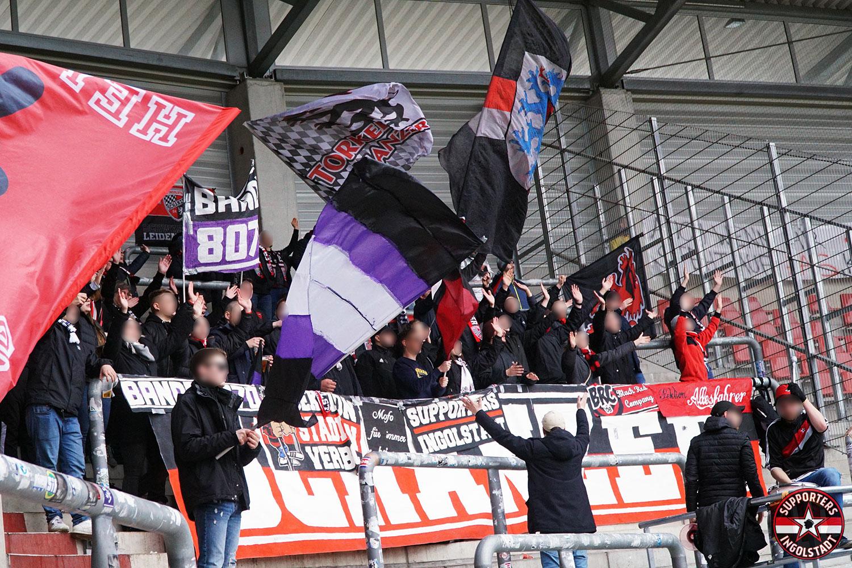 Hallescher FC – FC Ingolstadt (1:1)